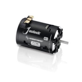 Hobbywing HWI 30408011 XeRun Justock 3650 SD G2.1 Sensored Brushless Motor, 17.5 Turn (2450kv)