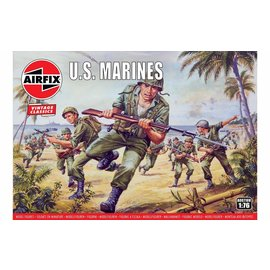 AIRFIX AIR 00716V WW2 US MARINES 1/72 MODEL KIT