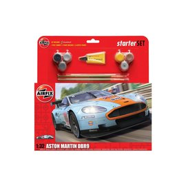 AIRFIX AIR 50110 ASTON MARTIN DB9 RACE COMPLETE MODEL KIT