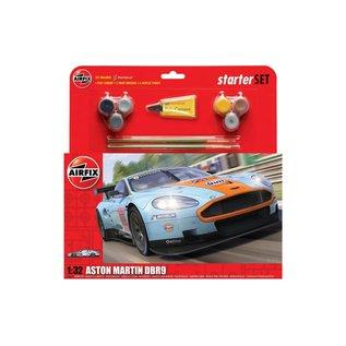 AIRFIX AIR 50110 ASTON MARTIN DB9 RACE COMPLETE MODEL KIT