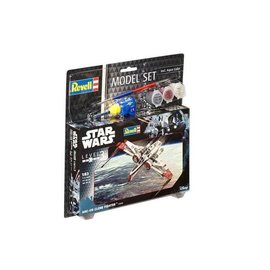 REVELL GERMANY REV 63608 Star Wars ARC170 CLONE FIGHTER COMPLETE MODEL SET 1/83