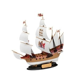 REVELL GERMANY REV 65661 HMS REVENGE SNAP COMPLETE SET WITH PAINTS