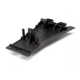 TRAXXAS TRA 5831 LOWER CHASSIS, LOW CG (BLACK)