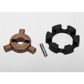 TRAXXAS TRA 6465 Cush drive key/ pin/ elastomer damper E REVO VXL MAXX  XO-1