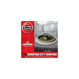 AIRFIX AIR 75018 EUROPEAN CITY FOUNTAIN 1/72 UNDECORATED RESIN MODEL KIT