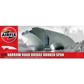 AIRFIX AIR 75012 NARROW ROAD BROKEN BRIDGE SPAN 1/72 RESIN MODEL KIT