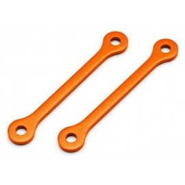 HPI RACING HPI 105891 105891 - UPPER ARM BRACE 4x54x3mm (ORANGE/2pcs) SAVAGE X