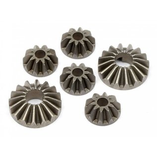 HPI RACING HPI 101298 DIFF GEARS BULLET SERIES WR8 SPORT 3