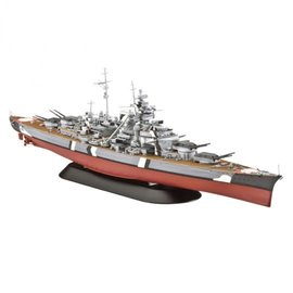 REVELL GERMANY REV 05098 1/700 Battleship Bismarck