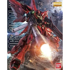 BANDAI BAN 181597 MG 1/100 Sinanju (Anime Color Ver.)