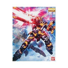 BANDAI BAN 175316 1/100 Unicorn Gundam 2 Banshee MG