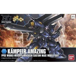 BANDAI BAN 0185177 1/144 #08 Kampfer Amazing