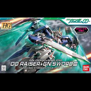 BANDAI BAN 5057383 HG 1/144 Oo Raiser+Gn Sword?