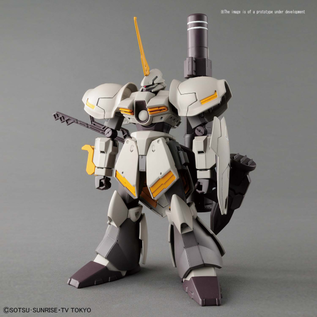 "BANDAI BAN 230347 #10 Galbaldy Rebake ""Gundam Build Divers"", Bandai HGBD"