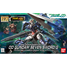BANDAI BAN 5057935 HG 1/144 Oo Gundam Seven Sword/G
