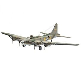 REVELL GERMANY REV 04279 1/72 B-17F Memphis Belle MODEL KIT