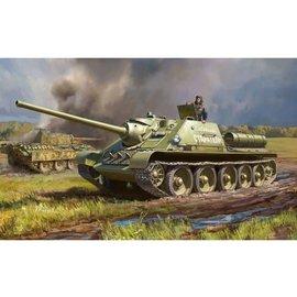 ZVEZDA ZVE 5062 SU-86 SELF PROPELLED GUN 1/72 MODEL KIT