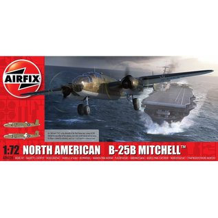 AIRFIX AIR A06020 North American B-25B MITCHELL 1/72 MODEL KIT