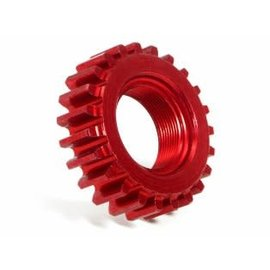 HPI RACING HPI 76983 ALUMINUM THREADED PINION GEAR 23Tx12mm (1M)  For #86038 2 SPEED TRANSMISSION (NITRO 3) RS43