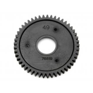 HPI RACING HPI 76819 49T SPUR GEAR SPUR GEAR 49 TOOTH (1M) (NITRO MT 2 SPEED)