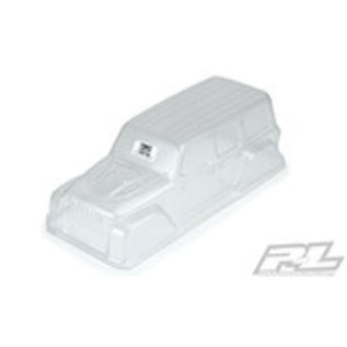 Proline Racing PRO 354600 Jeep Wrangler JL UNLIMITED RUBICON Clear Body for 12.3in (313mm)