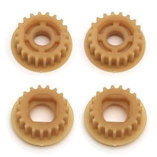 Team Associated ASC 91167 4X4 PULLEYS FRONT AND REAR SC10 4X4