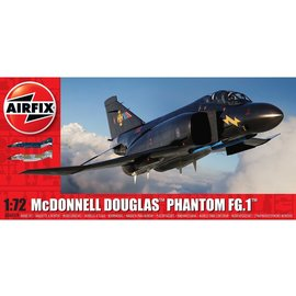 AIRFIX AIR A06019 MCDONNELL DOUGLAS PHANTOM FG.1 1/72 MODEL KIT