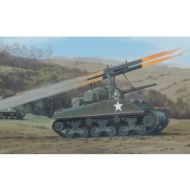 AIRFIX AIR A02334V SHERMAN CALLIOPE 1/76 model kit