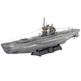 REVELL GERMANY REV 05100 1/144 U-Boat Typ VIIC/41 MODEL KIT