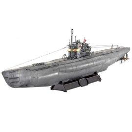 REVELL GERMANY REV 05100 1/144 U-Boot Typ VIIC/41 MODEL KIT