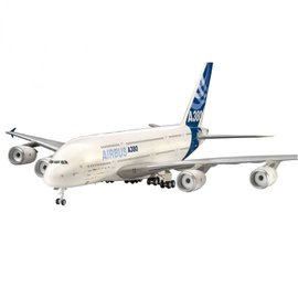REVELL GERMANY REV 04218 1/144 Airbus A-380 First Flight MODEL KIT