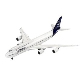 REVELL GERMANY REV 03891 BOEING 747-8 LUFTHANSA 1/144 MODEL KIT