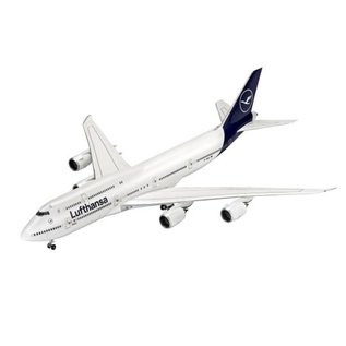 REVELL GERMANY REV 03891 BOEING 747-8 LUFTHANSA 1/144 MODEL KIT