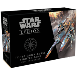 FANTASY FLIGHT FFG SWL63 TX-130 SABER-CLASS FIGHTER TANK UNIT EXPANSION