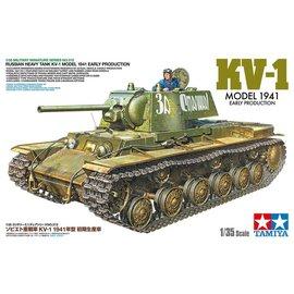 TAMIYA TAM 35372 KV-1 MODEL 1941 EARLY PRODUCTION 1/35 MODEL KIT