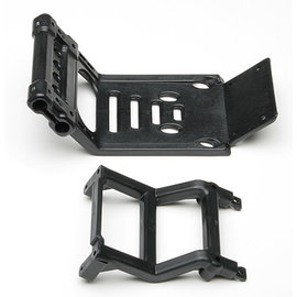 Team Associated ASC 25133 MGT REAR BUMPER AND BRACE
