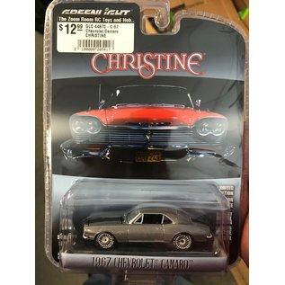 GREENLIGHT COLLECTABLES GLC 44870-C 67 Chevrolet Camaro CHRISTINE 1/64 DIECAST