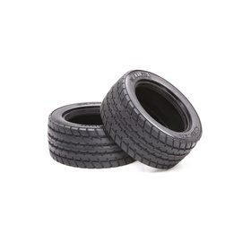 TAMIYA TAM 50683 M-Chassis 60D Radial Tires (2)