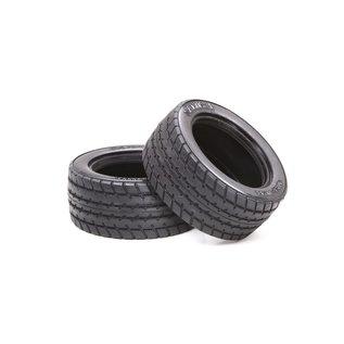 TAMIYA TAM 50683 M-Chassis 60D Radial Tires (2)