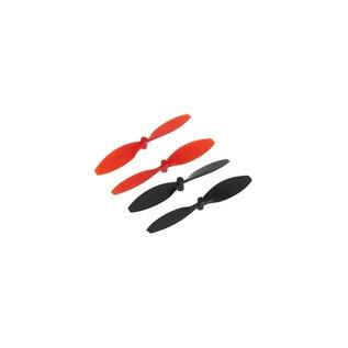 DID E1531 Propeller Set Red Verso Quadcopter