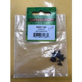 DID E1188 SCREW SET VISTA QUAD COPTER
