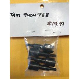 TAMIYA TAM 9404768 WHEEL AXLES NITRAGE