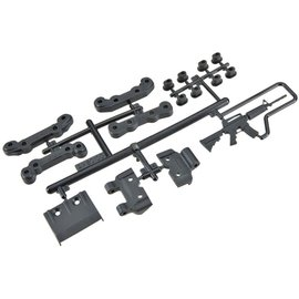 AXIAL RACING AXI 80100 EXO TOE BLOCK INSERT SET FRONT AND REAR