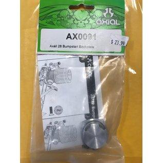 AXIAL RACING AXI 0091 .28 BUMP START BACKPLATE 0.28