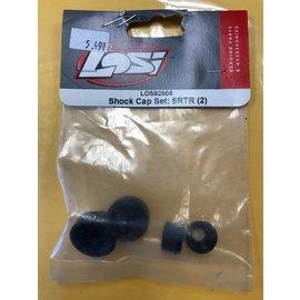 LOSI LOS B2809 SHOCK CAP SET 8RTR