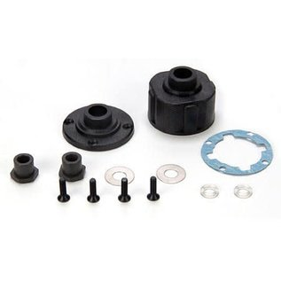 LOSI LOS B3542 DIFF HOUSING AND SEAL SET 10T/SCT