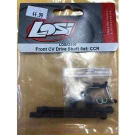 LOSI LOS A3190 CCR FRONT CV DRIVE SHAFT SET CCR CRAWLER