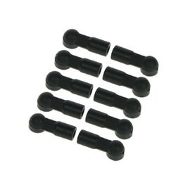 3RACING 3RAC BE4815 4.8mm Ball End (15.0mm) Set - 10pcs