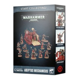 GAMES WORKSHOP WAR 991220116027 START COLLECTING ADEPTUS MECHANICUS