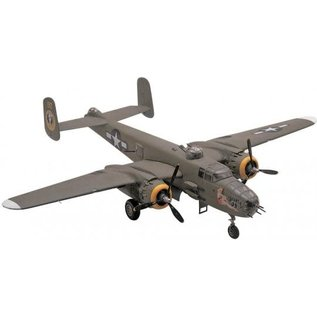 REVELL USA RMX 855512 B-25J MITCHELL 1/48 MODEL KIT